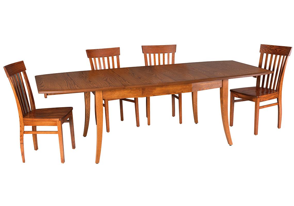 100 Transitional Dining Table Cm Camelia Espresso 7